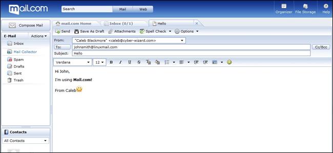 Migliori Servizi Email