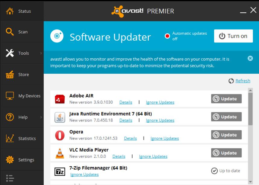 Avast Premier 2014