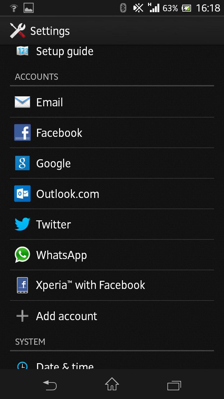 google app localizzazione