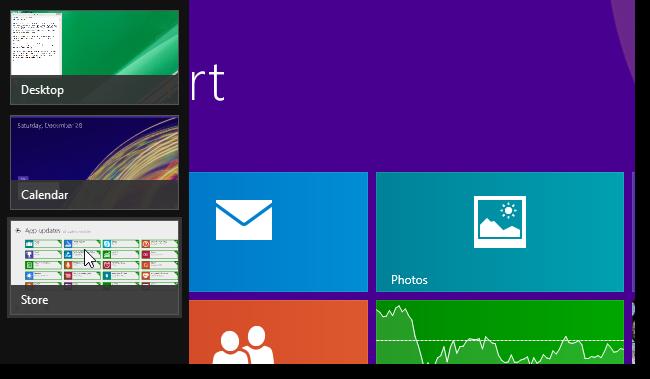 Windows 8 compito