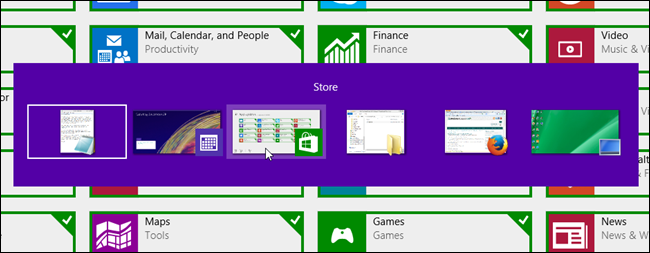 Windows 8 compito