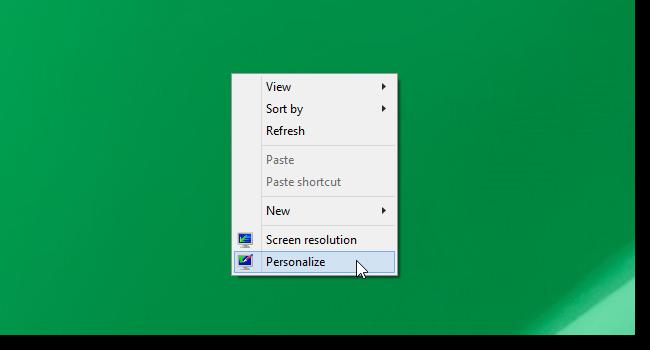 Windows 8 pc icona