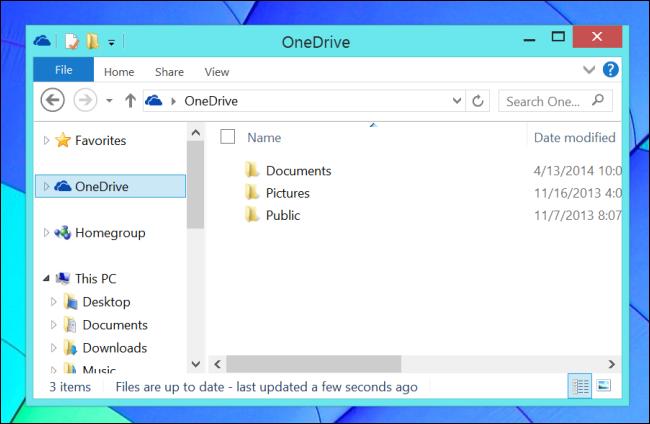 OneDrive Cloud Storage