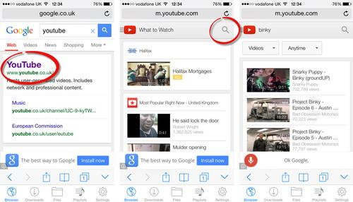 App download youtube videos iphone