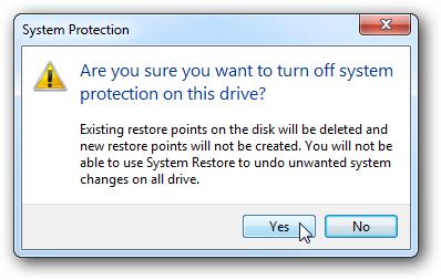 protezione sistema