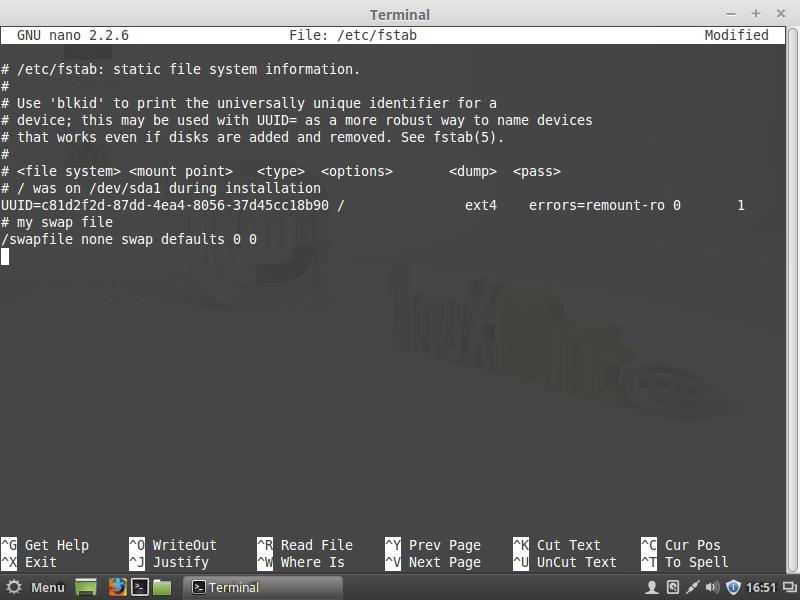 installare Linux Mint