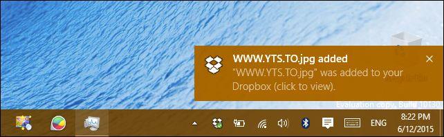 Suoni di Notifica in Windows 10