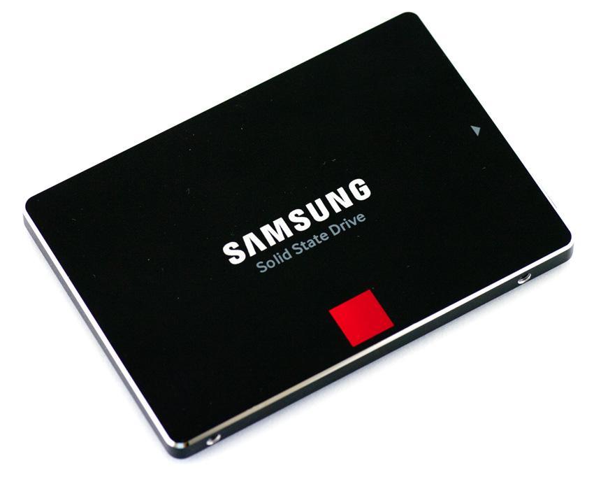 SSD Lato superiore