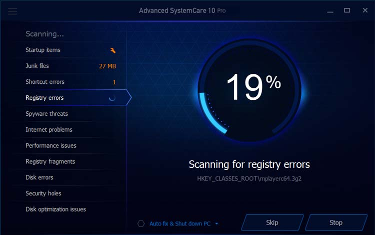 Advanced SystemCare 10 Pro
