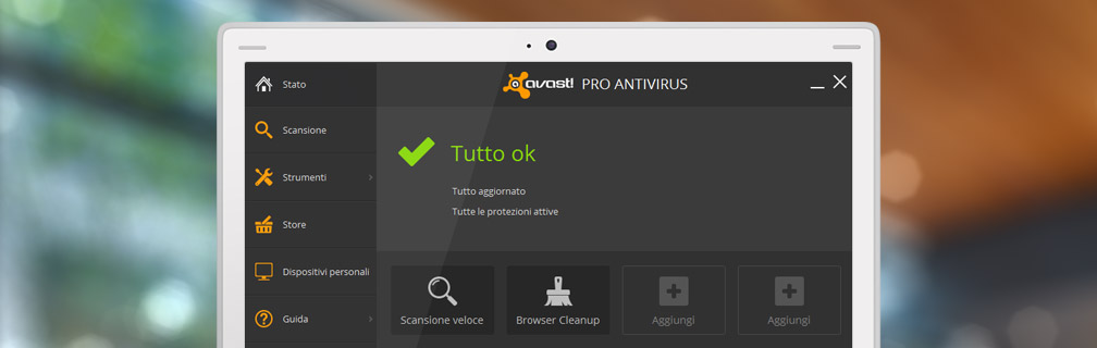 Avast! Pro Antivirus 2014