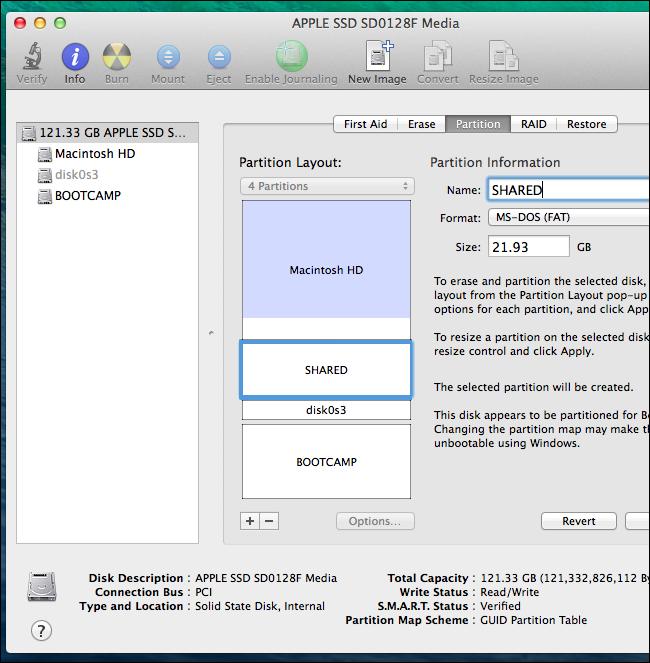 Apple SSD