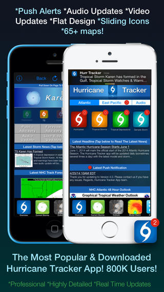 Hurricane Tracker