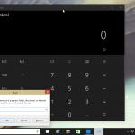 Suggerimento: Aprire il Calculator direttamente in Windows 10.