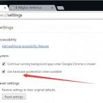 Risolvere il problema del caricamento lento della pagina in Google Chrome