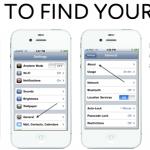 5 metodi per trovare il vostro IMEI dell'IPhone Numero