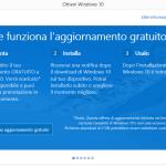 """Come rimuovere la App """"Ottieni Windows 10"""" e la sua icona dalla barra delle applicazioni?"""