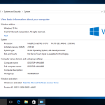 Come attivare la Windows 10 build 10240