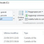 Come visualizzare i file nascosti in Windows 10