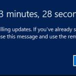 Come disattivare il riavvio automatico per installazioni di aggiornamento su Windows 10.