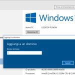 Come cambiare il nome del computer in Windows 10