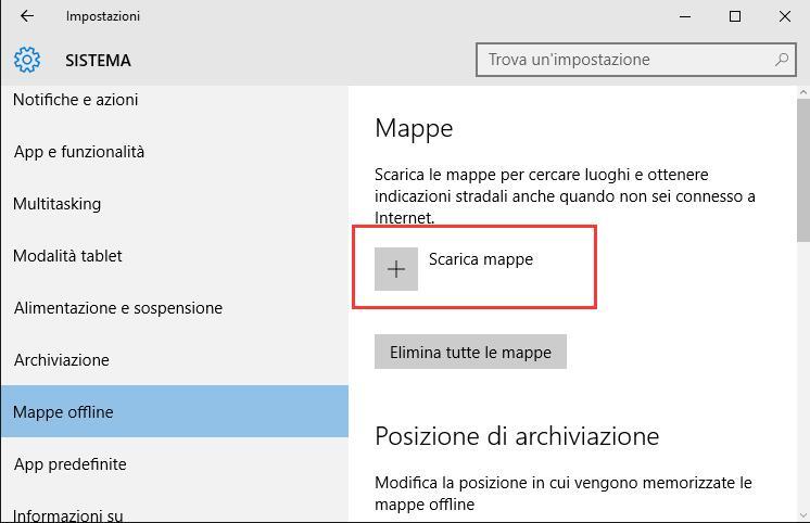 Mappe Offline