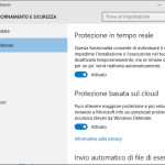 Come effettuare una scansione offline con Windows Defender