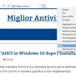 Disattiva il JavaScript in IE, Chrome, Firefox, Opera