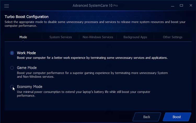 Advanced SystemCare 10 Pro