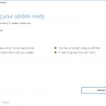 Come ottenere Windows 10 Creators Update dopo il 5 Aprile