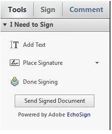 Come firmare un documento sul computer o sul telefono