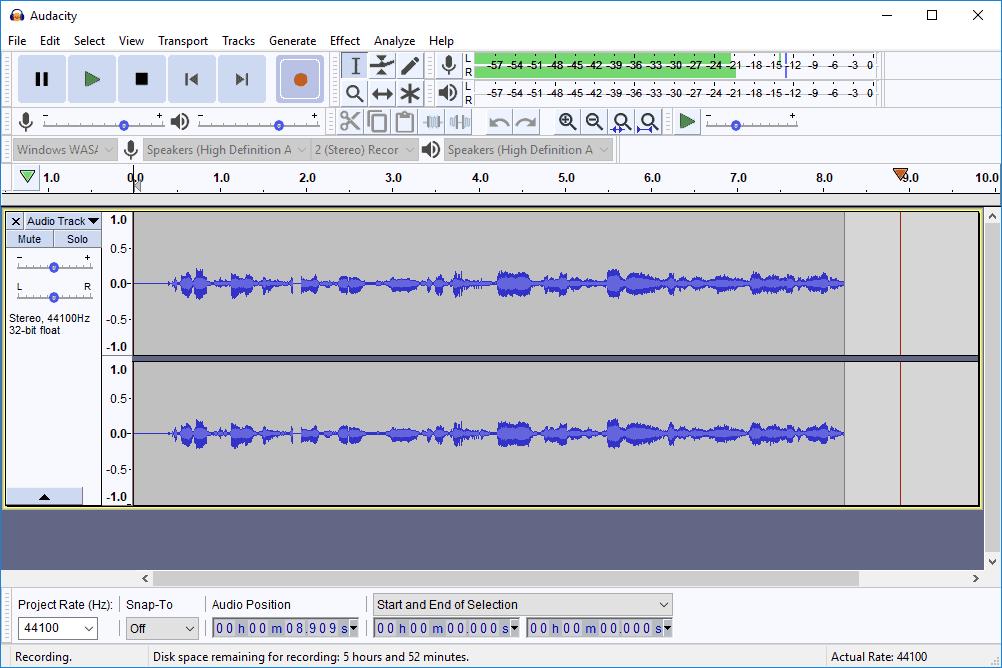 YouTube in MP3