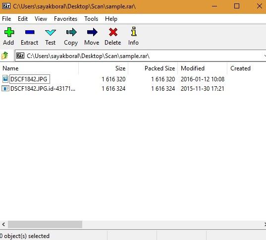 Come aprire i file RAR in Windows
